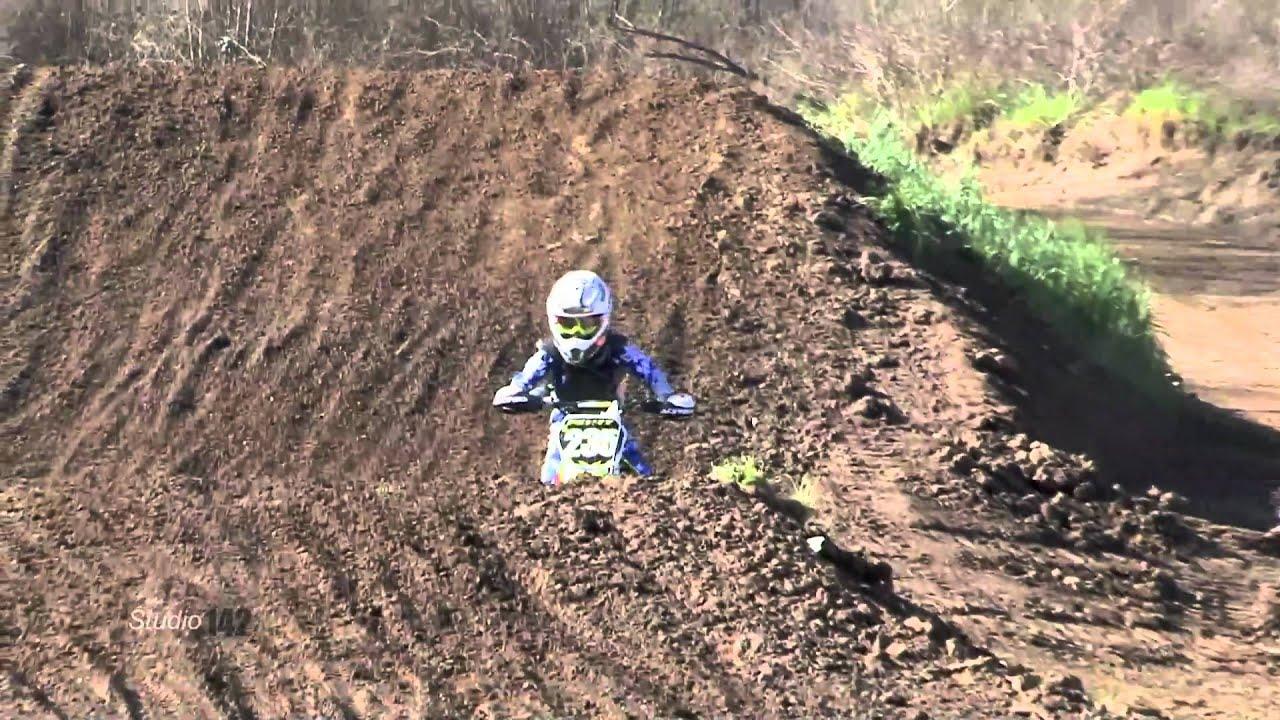 Amp Gfi 80cc Motocrossmp4 Youtube