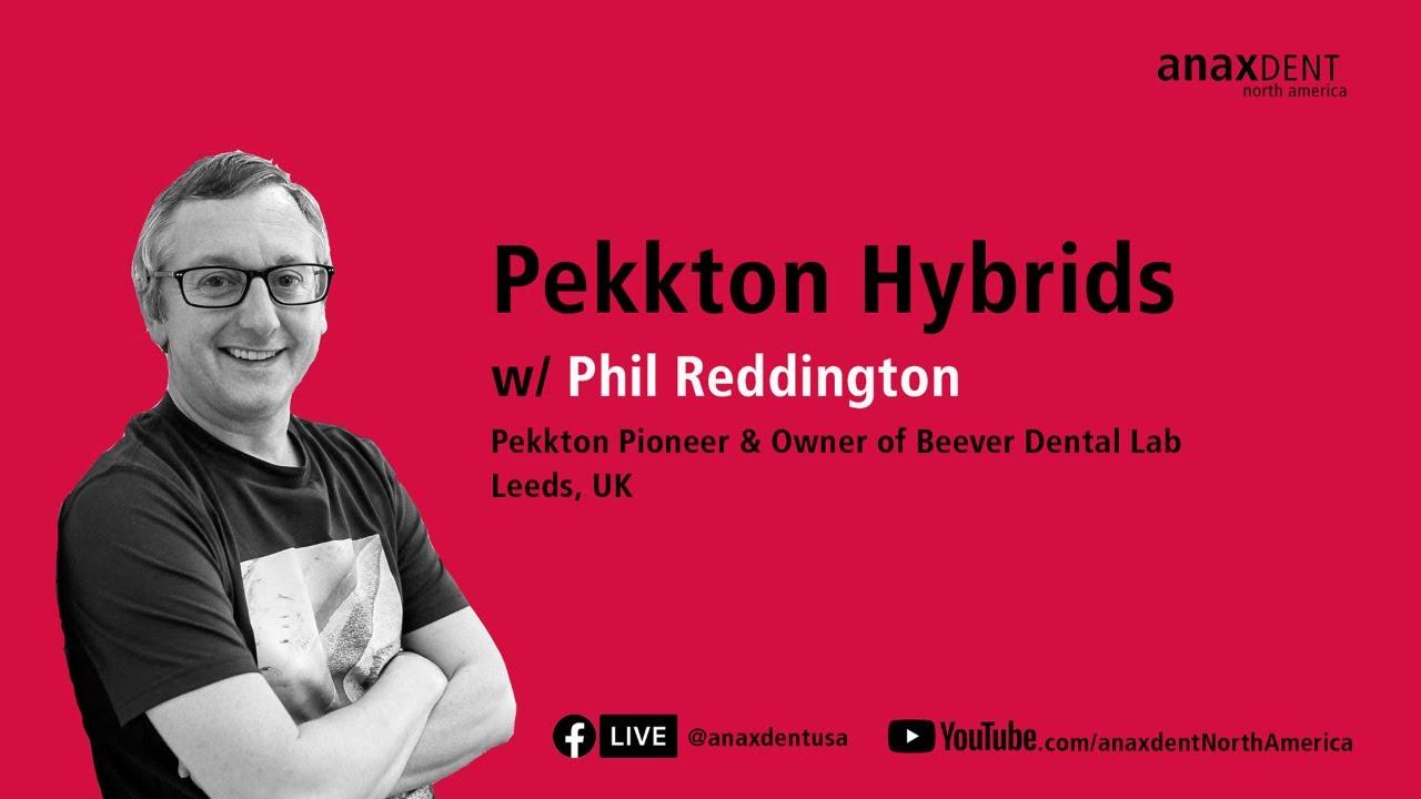 Download anaxSKOOL LIVE Ep. 1: Pekkton Hybrids w/ Phil Reddington