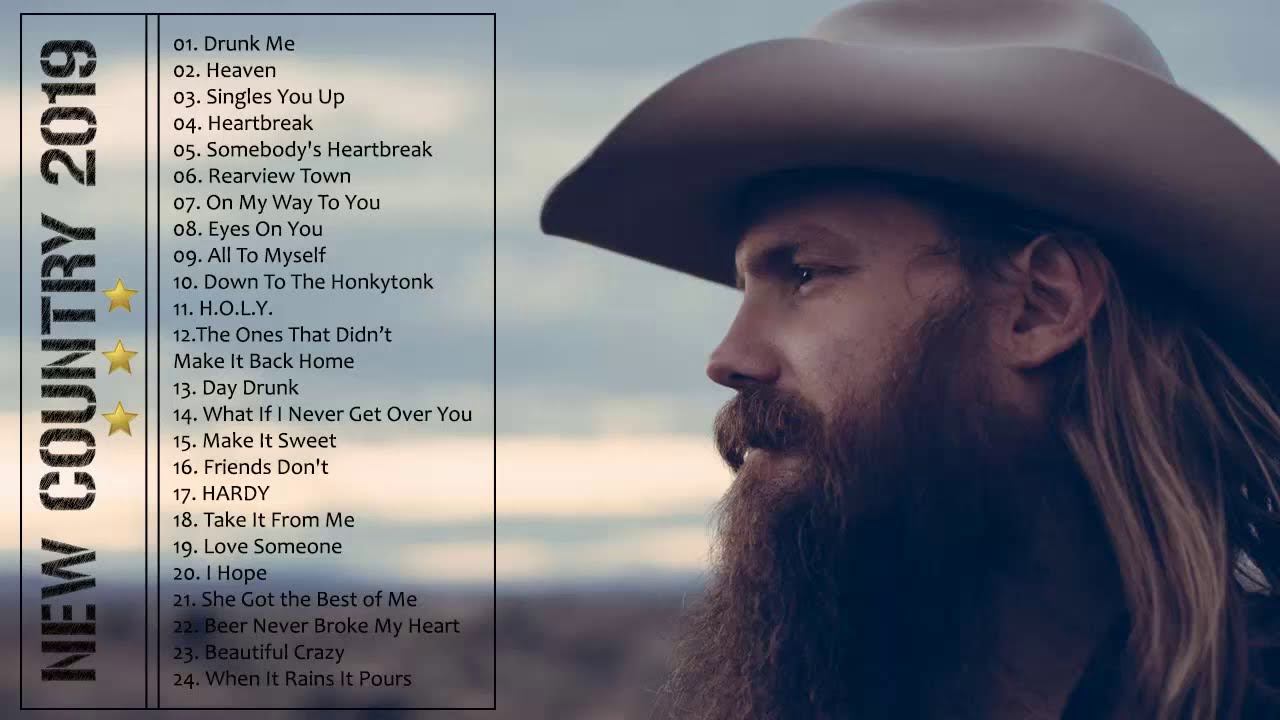 Country Music Playlist 2019 - Top Country Songs of 2019 (Best Country Hits)