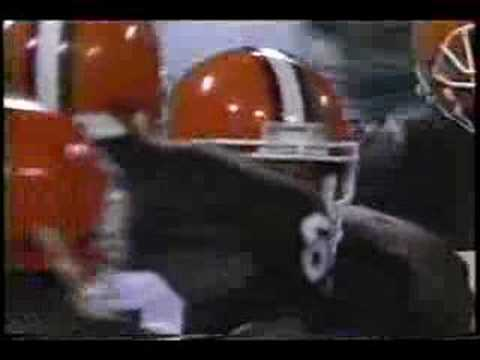 great run Cleveland Browns