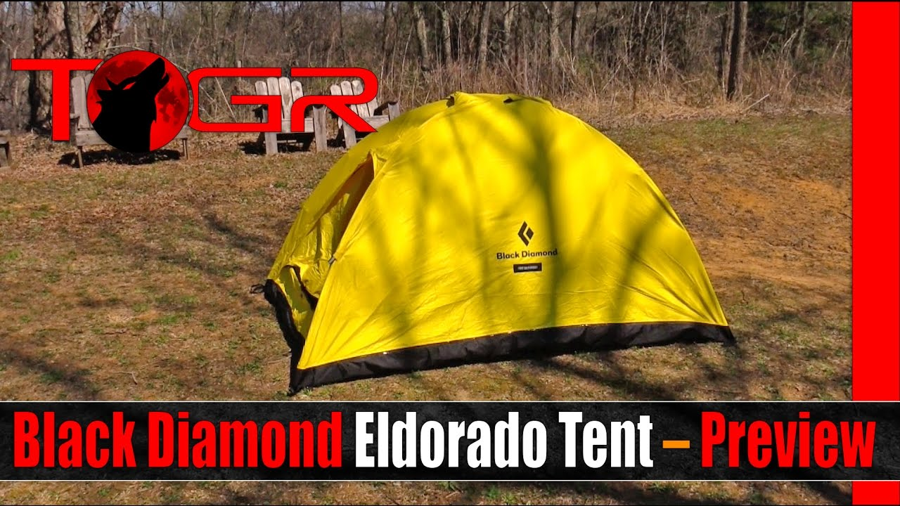 EXPENSIVE but Tough - Black Diamond Eldorado Tent u2013 Preview & EXPENSIVE but Tough - Black Diamond Eldorado Tent u2013 Preview - YouTube