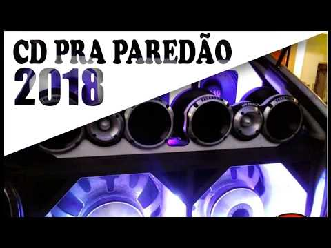 CD PRA PAREDÃO - 2018