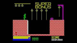 (ZX Spectrum) Hunchback [Ocean Software]
