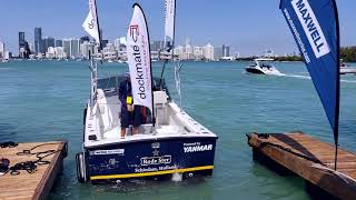 Dockmate® Wireless Remote Control Docking System @ The 2019 Miami International Boat Show!