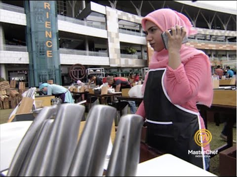 Kompetisi Sudah Dimulai - MasterChef Indonesia 4 Eps 01