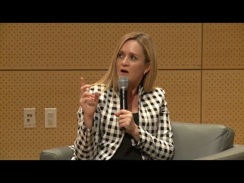 TimesTalks: Samantha Bee and Jason Jones
