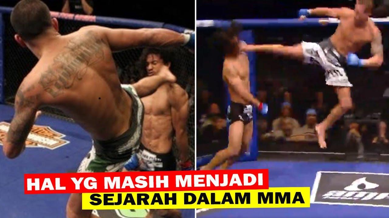 HAL YG MASIH Menjadi SEJARAH DALAM DUNIA MMA Sampai Saat ini