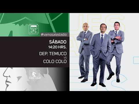 Campeonato Nacional - D. Temuco vs Colo Colo