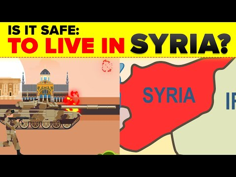 Is It Safe To Live In Syria?