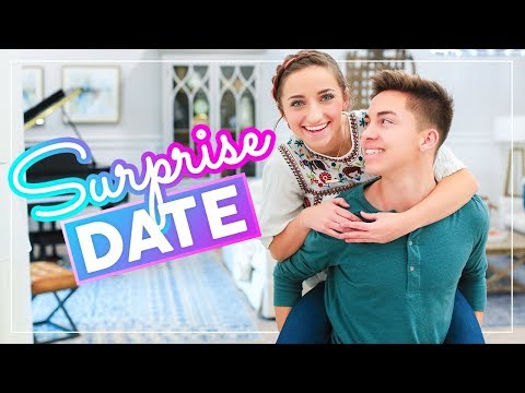 Asa SURPRISES Bailey with a SECRET DATE!