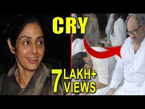Boney Kapoor's FIRST Reaction On Seeing Sridevi's Body