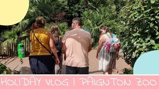 HOLIDAY VLOG | DAY TWO | PAIGNTON ZOO | FINLAKE HOLIDAY PARK