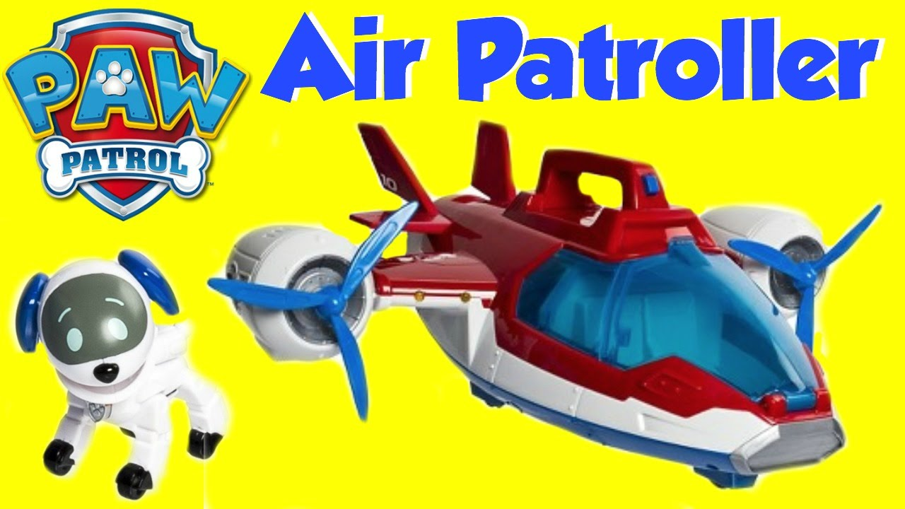 Air paw patrol