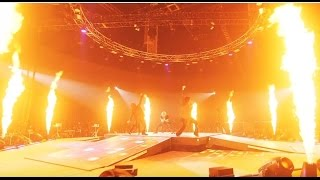 [Official Video] JAM Project - THE HERO !! - 2015.11.29 in Yokohama Arena -