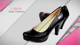 Bay Pablo Lady Collection L10-01 Siyah Platform Video