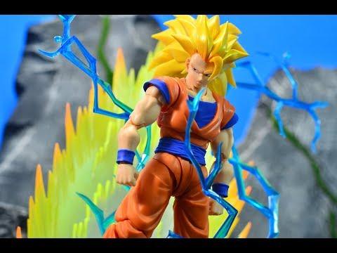 S.H. Figuarts Dragonball Z: Super Saiyan 3 (SSJ3) Son Goku Renewal Review