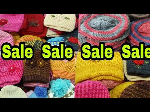 8b32b23a8f3 wholesale market of woolen caps Delhi    Start business in 5