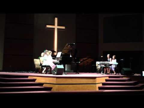 Spring Piano Recital 6-8-13