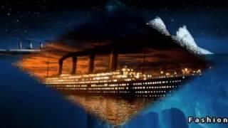 Титаник - пианино красивый клип стихи