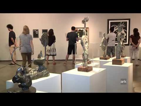 A arte de Joan Miró, por Sônia Menna Barreto.