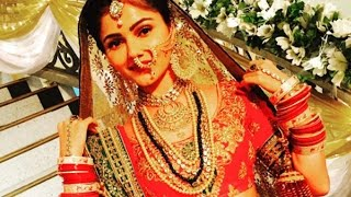 Rubina Dilaik AKA Soumya Shares Her Bride Look On Social Media   #TellyTopUp