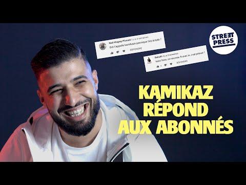 Youtube: Interview G.A.V   Kamikaz répond aux abonnés