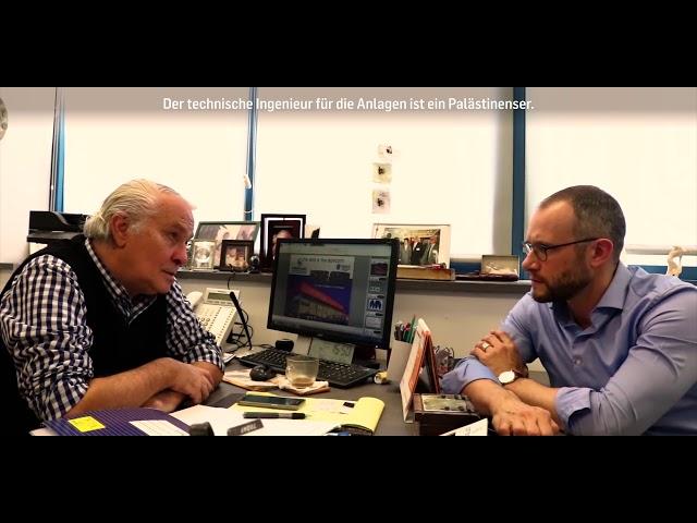Judea & Samaria Business Interviews (GERMAN)