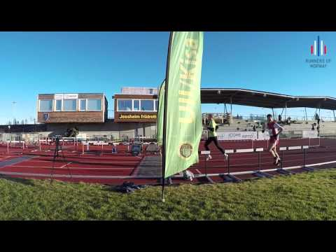 Jessheim Vintermaraton 2015
