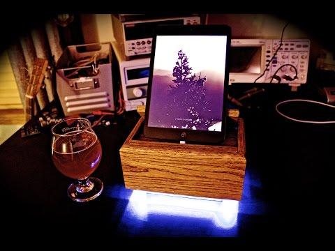 iPhone/iPad Charging Dock Build - DIY