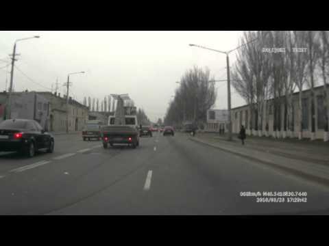 ДТП, Николаевская дорога, Одесса. (напротив Оскара) 1