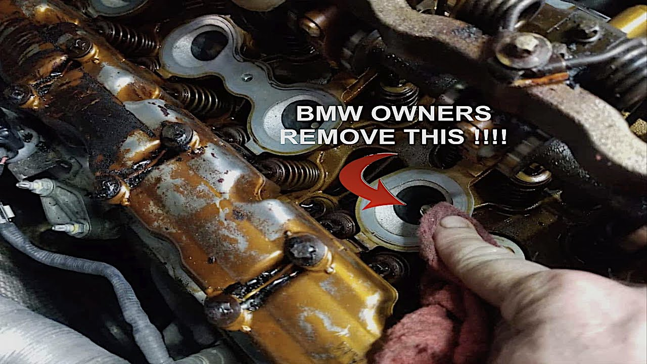 I'M DEAD SERIOUS **REMOVE THIS IMMEDIATELY** ON YOUR BMW !!