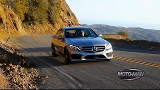 Mercedes-Benz 2015 C-Class Presentation HD Film