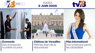 7/8 Le Journal. Edition du mardi 9 juin 2020