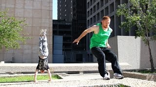 ULTIMATE BEGINNERS GUIDE TO PARKOUR - HOW TO GET STARTED IN PARKOUR TRAINING(Get Your Ultimate Parkour Guide, Go Here: http://bit.ly/2mx0C3g Discover the #1 shoe to wear for parkour, how to find the hidden training spots near you, how to ..., 2014-07-02T09:56:35.000Z)
