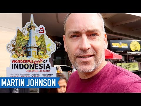 YOGYAKARTA'S WONDERFUL TASTE OF INDONESIA CULINARY FESTIVAL | Indonesian Food