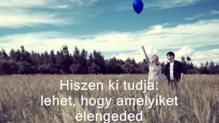 Westlife - Flying Without Wings (Repülni szárnyak nélkül) magyar felirattal