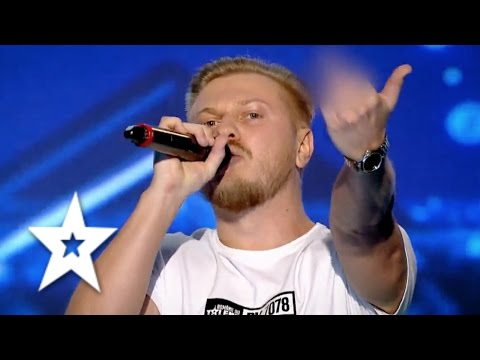 Rapper Raicu gets Respected | Auditions Week 7 | Românii au talent