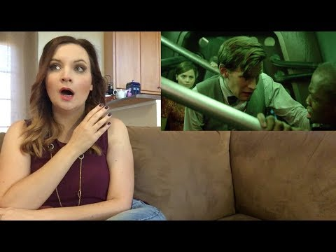 """Doctor Who 7x10 """"Journey to the Centre of the TARDIS"""" Reaction"""