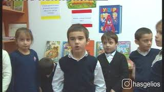 День школьных библиотек в Хасавюрте
