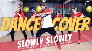 BEST DANCE ON SLOWLY SLOWLY SONG | DANCE CHOREOGRAPHY BY SONU UD