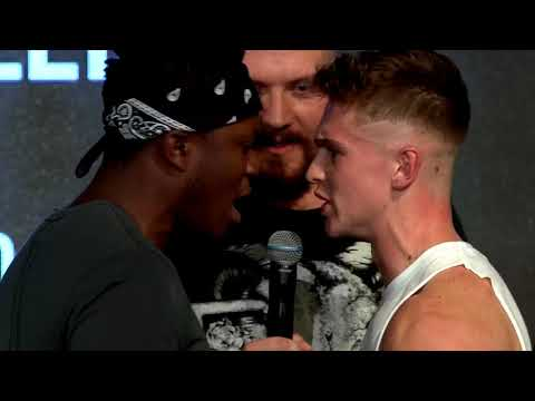 DAVID ATTENBOROUGH NARRATES KSI VS JOE WELLER