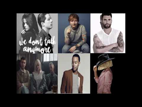 Música Pop En Inglés 2019 Música En Inglés 2019 Lo Mas Escuchado Youtube