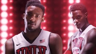 Derrick Jones Jr Highlights 2015-16 season for UNLV! Video