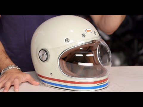Bell Bullitt Stripes Helmet Review At RevZilla
