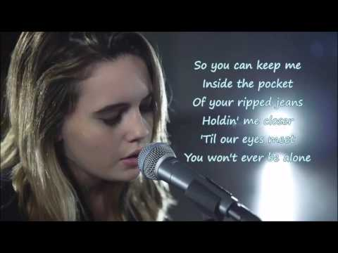 PhotographEd Sheeran Boyce Avenue featBea Miller Full HD lyrics