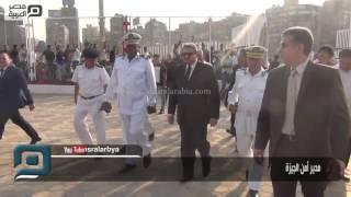 مصر العربية | مدير أمن الجيزة يتفقد الحالة الأمنية في نادي الزمالك
