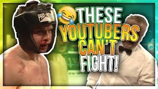 These YouTubers Can't Fight! | KSI vs Joe Weller