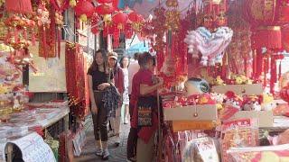 Walkthrough Video Of Chinatown In Bangkok - Thailand