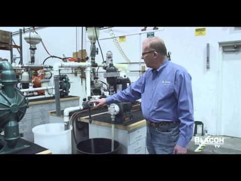 Pulsation Dampening Metering Pumps, Live Demonstration
