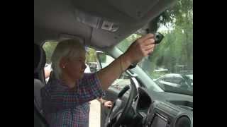 Тест-драйв Volkswagen Amarok. Женский взгляд